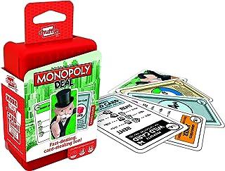 Amazon.es: monopoly cartas - 3 estrellas y más