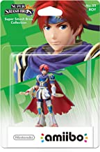 Roy amiibo - Europe/Australia Import (Super Smash Bros Series)
