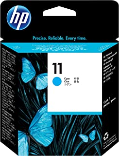 HP 11 | Ink Printhead | Cyan | C4811A