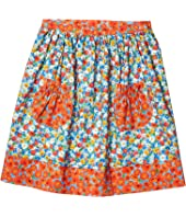 Karen Wheelchair Friendly Gathered Skirt (Little Kids/Big Kids)