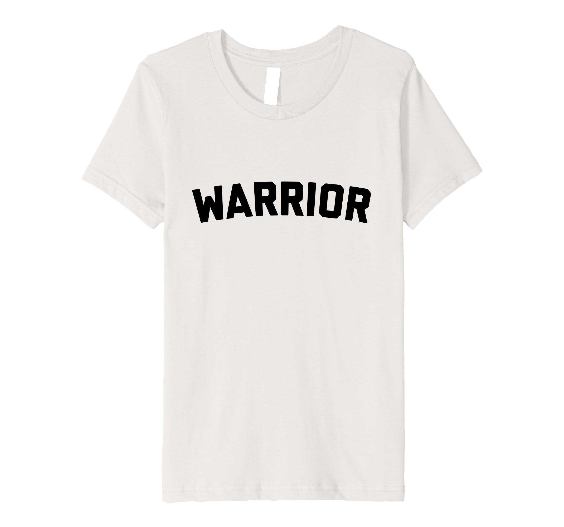 Warrior T Shirt-Awarplus