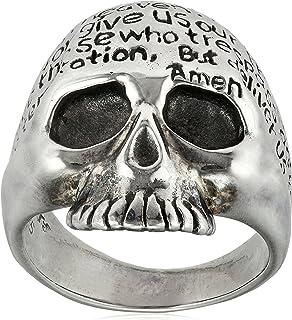 [SAINTS] 骷髅银戒指