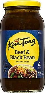 Kan Tong Cooking Sauce Beef Black Bean, 510g
