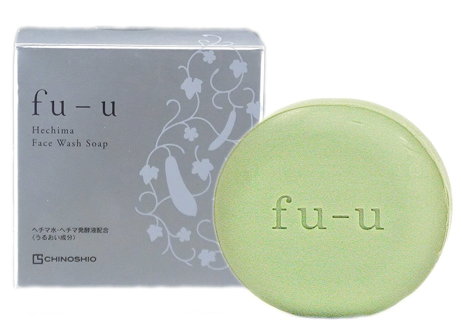 二週間手紙を書く帰るfu-u(フゥーゥ) 洗顔石けん