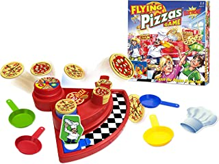 Flying Pizzas Family Fun Game: Exciting Catching Game for Family Game Night, 4+