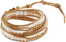"32"" Mystic Clear Mix Wrap Bracelet"