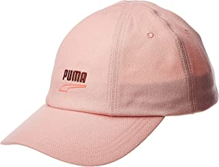 Puma Downtown BB Pink Hat For Unisex, Size ADULT