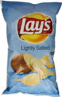 Lay's Potato Chips, Lightly Salted, 9.5 oz