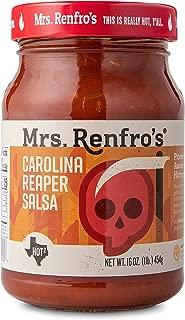 carolina reaper salsa recipe
