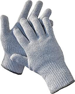 G & F 57100M CUTShield Classic level 5 Cut Resistant Gloves for Kitchen,Food Grade..