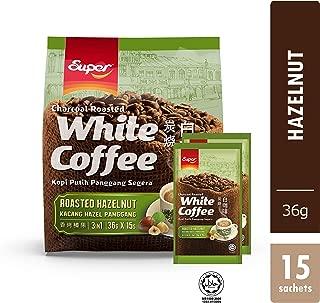 Super Charcoal Roasted White Coffee Hazelnut