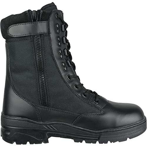in stock first look 100% quality Bottes Militaires Homme: Amazon.fr