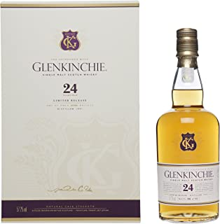 Glenkinchie 24 Jahre Special Release 2016 Lowland Single Malt Scotch Whisky 1 x 0.7 l