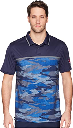 Volition Color Block Polo