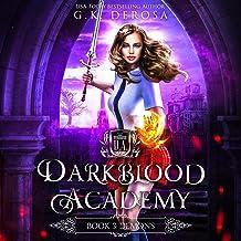 Demons: Darkblood Academy, Book 3