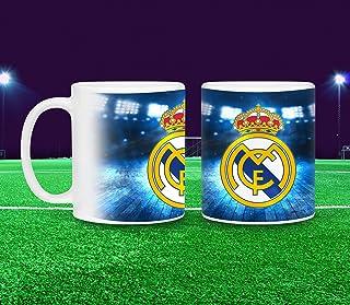 Real Madrid C F Football Club Printed Mug- 11oz Ceramic Coffee Mug