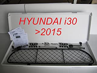 Dog Guard, Pet Barrier Net and Screen RDA65-XS for HYUNDAI i30, car model produced until 2015, for Luggage and Pets