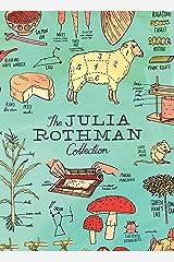 The Julia Rothman Collection: Farm Anatomy, Nature Anatomy, and Food Anatomy Paperback