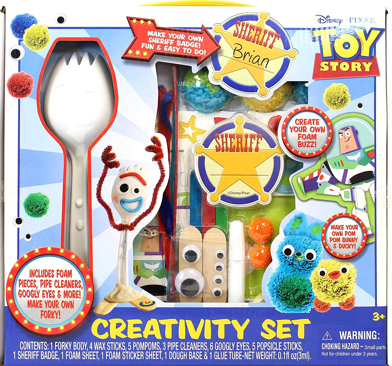 Disney Toy Story 4 Forky Creativity Set (12810) 4