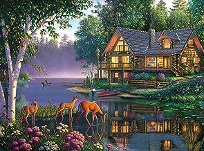 Buffalo Games - Kim Norlien - Sweet Serenity - 1000 Piece Jigsaw Puzzle