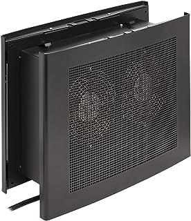 Tripp Lite Wiring Closet Exhaust Fan, 475 CFM, NEMA 5-15P Input, Black (SRCLOSETFAN)