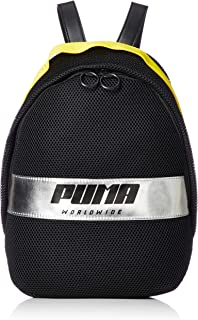 PUMA Fashion Backpack for Women - Polyester, Black (75797)