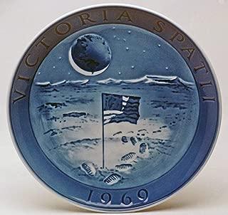 Royal Copenhagen 1969 Commemorative Plate Victoria Spatii