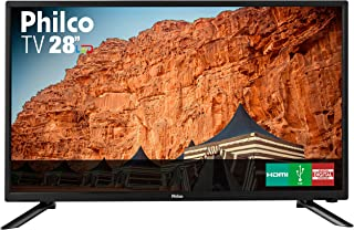 Tv , Philco, TV PH28N91D, Preto, 28""