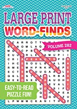 Large Print Word-Finds Puzzle Book-Word Search Volume 282