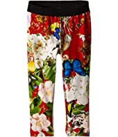 Roberto Cavalli Kids - Floral Print Leggings (Toddler/Little Kids)