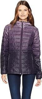 Columbia Women's Voodoo Falls 590 TurboDown Hooded Jacket, Thermal Puffer