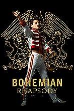 "Bohemian Rhapsody Rami Malek Queen Movie Poster Art Print 13x20/"" 24x36/"" 27x40/"""