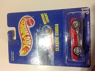 Hot Wheels 1992 #31 Classic Cobra