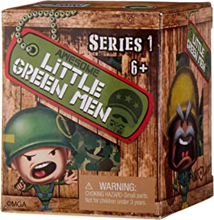 Awesome Little Green Men Mystery 6 Pack Action Figure Toy