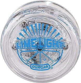 ダンカンライムライトヨーヨー 両面がマルチカラーに光るヨーヨー! ブルーロゴ/ Duncan Lime Light Yo-Yo - Blue