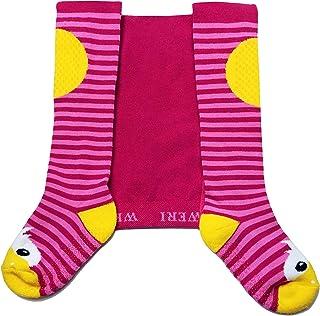 Weri Spezials, ABS Gateo Medias con el Pato en rosa