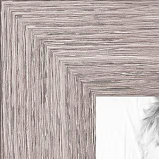 ArtToFrames 16x25 inch  Gray Oak - Barnwood Picture Frame, 2WOM76808-973-16x25