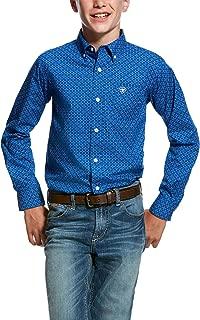 ARIAT Kid's Ohlinger Print Shirt