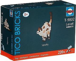 TICO Mini Bricks cat series Spooky T-9802