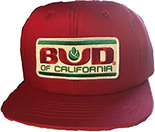 bud of california hats