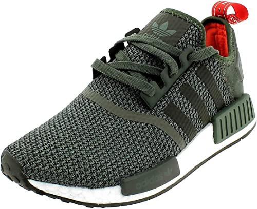adidas NMD R1 Homme Sport Chaussures B37620-Vert - 43 1/3 : Amazon ...