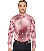 Vineyard Vines - Riverhead Gingham Slim Tucker Shirt