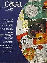 Revista casa de las americas abril-junio de 2000.numero 219