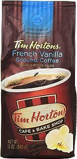medium french vanilla tim hortons price