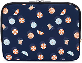Yumbox Poche - Insulated Sleeve Lunch Box (Parasol print); slim and compact, perfect for office and school lunches, to be ...