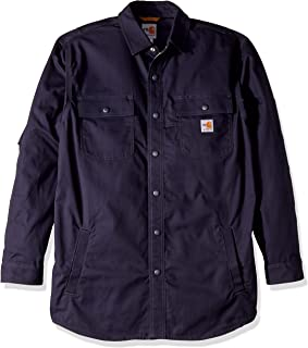 037a330e3c11 Carhartt Men s Flame Resistant Full Swing Quick Duck Shirt Jac