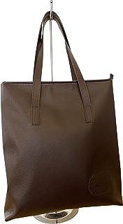 BISBAG, borsa rigida e grande in vera pelle pregiata e riciclata, shopper fatta a mano a Firenze da abili artigiani, Made ...