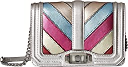 Rebecca Minkoff - Patchwork Small Love Crossbody