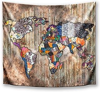 comprar comparacion DekoArte TP02 - Tapiz Moderno De Pared Impresión Artística Digitalizada | Tela poliéster 100% decoración para Tu Salón o D...