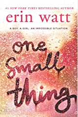 One Small Thing Kindle Edition